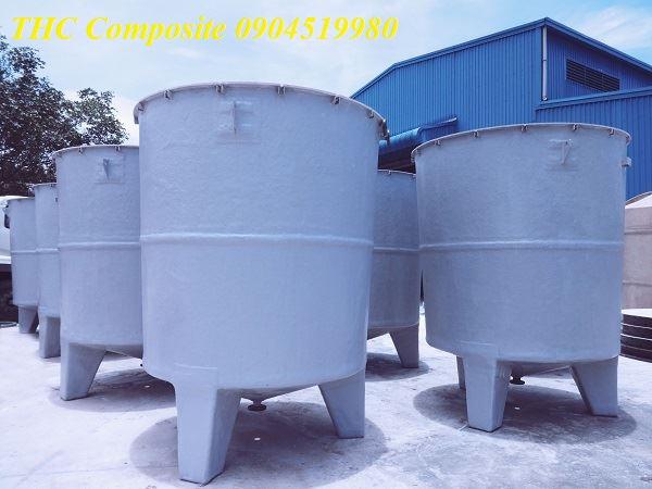 Bồn chứa thực phẩm - THC Composite