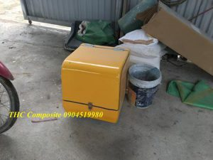 Thùng chở hàng composite THC