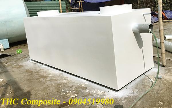 Bể tách mỡ composite (PRF) - THC Viêt Nam sản xuất