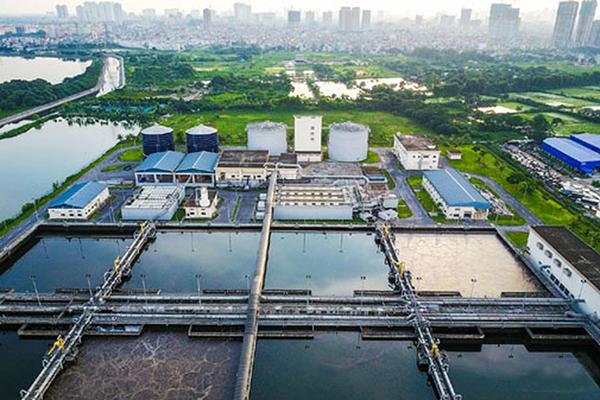 Hệ thống xử lí nước thải công nghiệp hiện đại