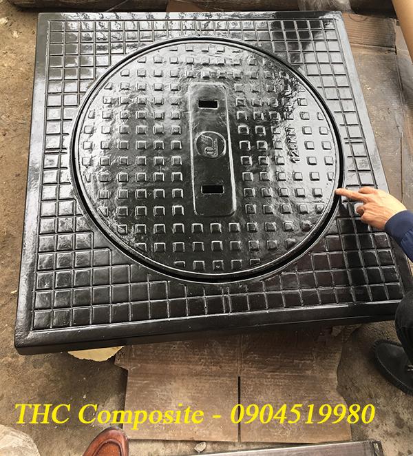 Nắp hố ga composite - THC Việt Nam