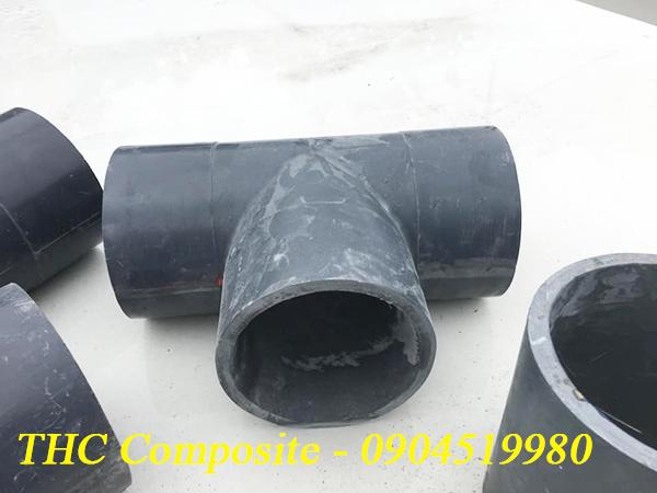 Hệ thống ống, mặt bích co tê - THC Composite