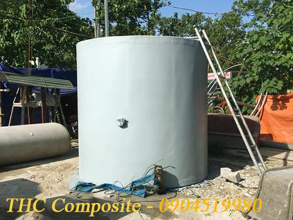 Thccomposite nhận tư vấn thiết kế bồn chứa thực phẩm composite theo yêu cầu