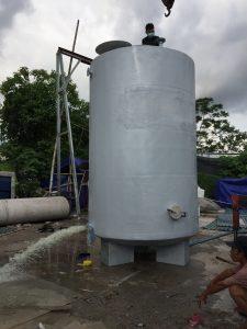 Bồn chứa chất thải thông thường