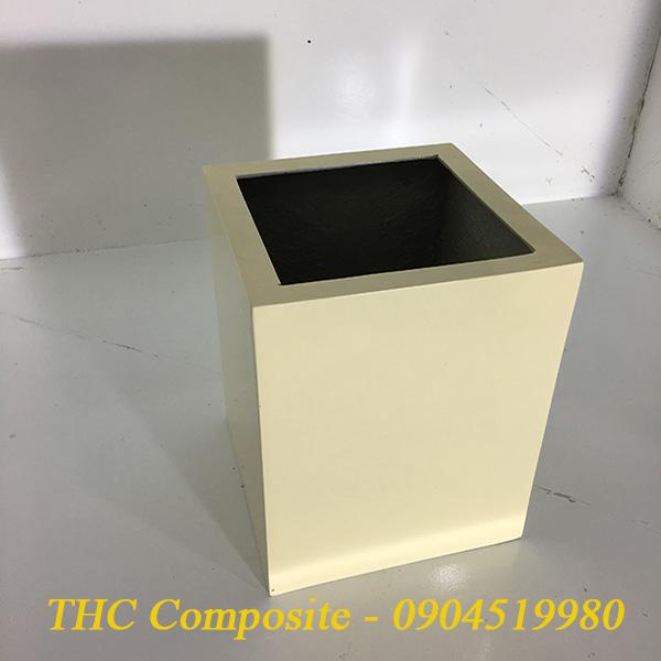 Chậu composite THC bền màu và dễ dàng vệ sinh