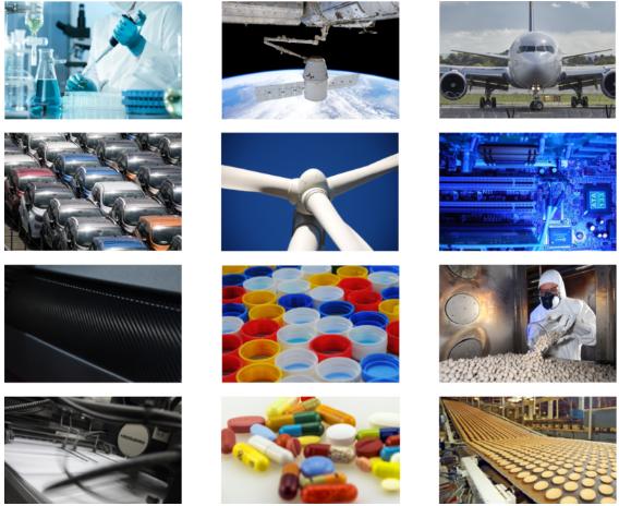 nhựa composite có vô vàn những ứng dụng trong các ngành
