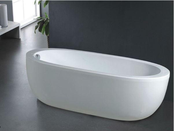 Một mẫu bồn tắm composite đẹp hút mắt
