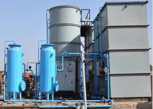 Ưu điểm nội trội của bồn composite được ứng dụng trong sản xuất công nghiệp