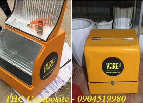 Nhiều doanh nghiệp lựa chọn thùng chở hàng composite để vận chuyển