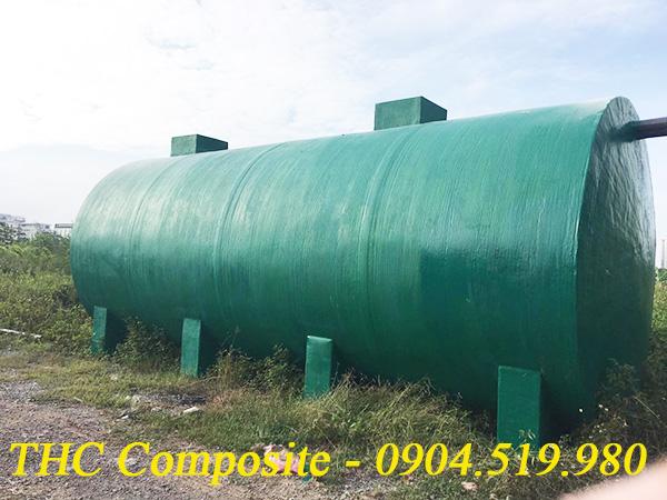 Bồn xử lí chất thải composite chất lượng cao