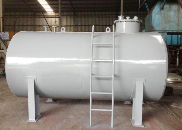 Bồn chứa công nghiệp được sử dụng rộng rãi tại các nhà máy, khu chế xuất,...
