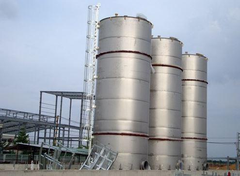 Đặc điểm của bồn chứa công nghiệp
