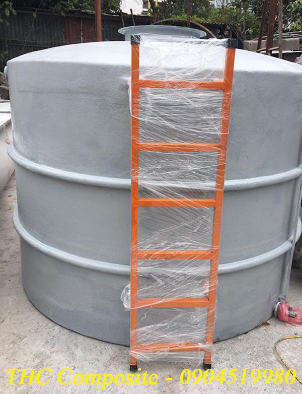 Bể chứa nước javel do THC Composite Việt Nam sản xuất