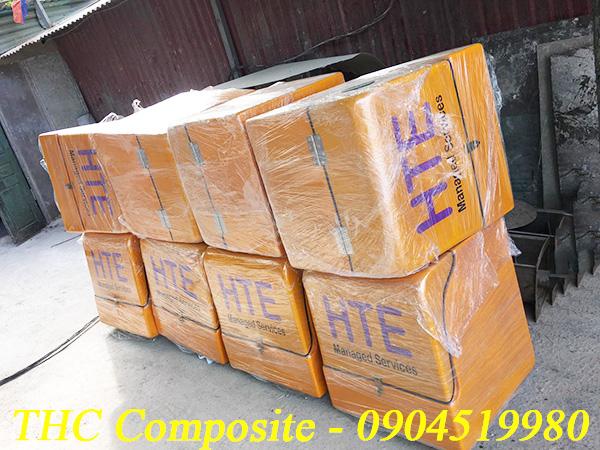 Thùng nhựa chở hàng xe máy- THC Composite Việt Nam