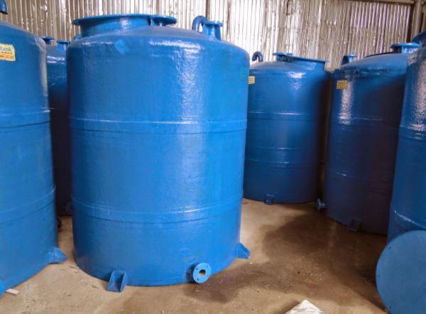 Bồn chứa hóa chất composite có nhiều ưu điểm vượt trội