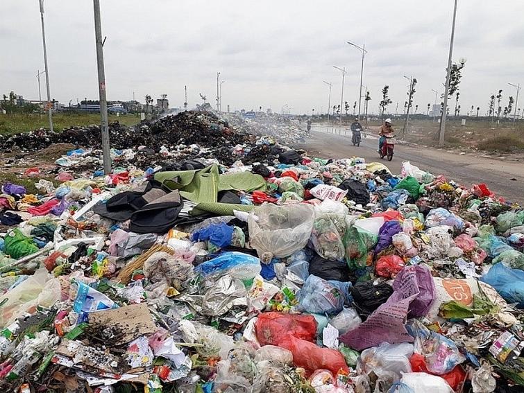 Chất thải sẽ chất đống nếu như không được quản lý