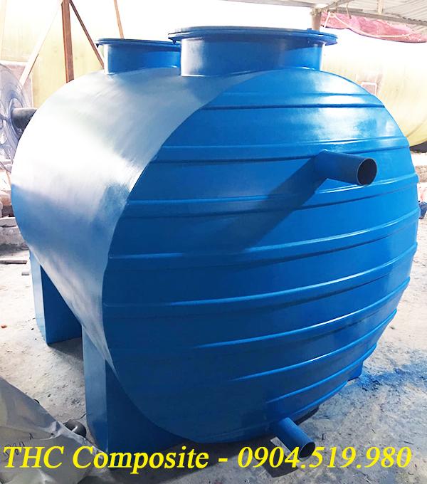 Thiết bị xử lí nước thải - THC Composite Việt Nam sản xuất